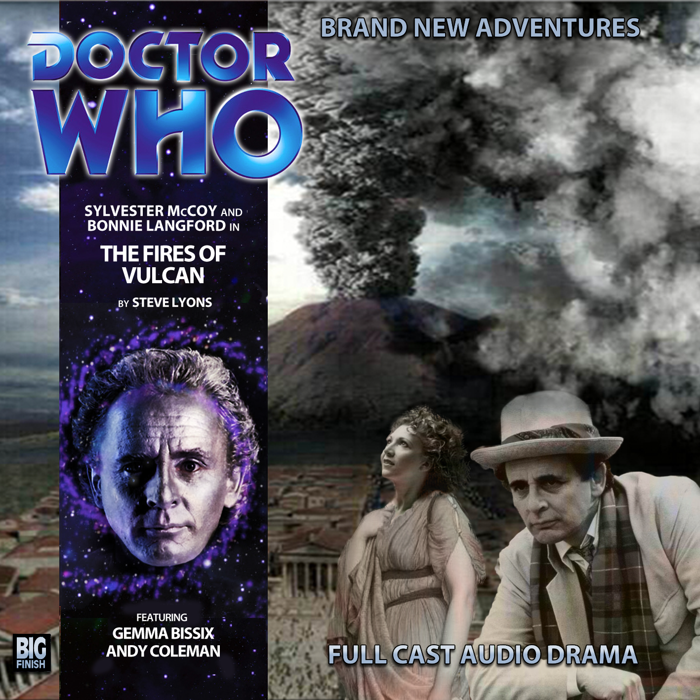 Big Finish Custom Cover Art – VHSWhovian Reviews