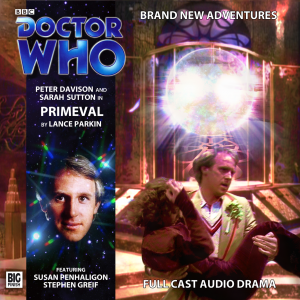 Primeval Custom Cover
