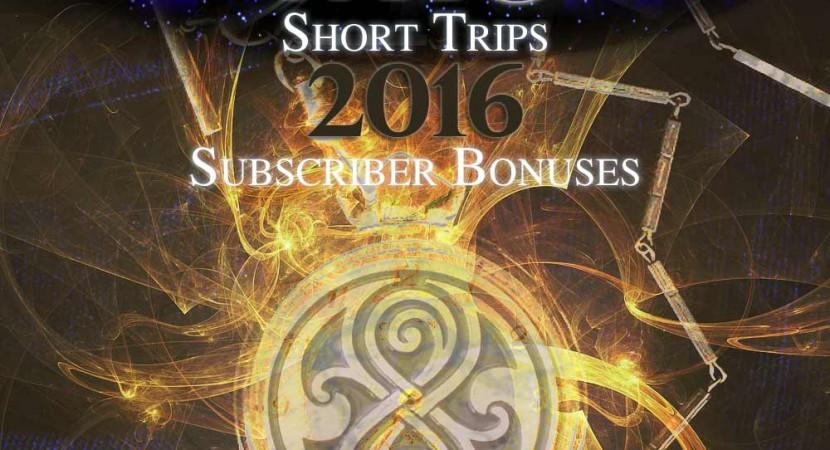 [Subscriber Bonus 2016]