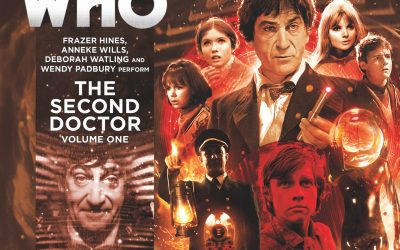 Second Doctor Boxset