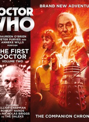 First Doctor Companion Chronicles 11